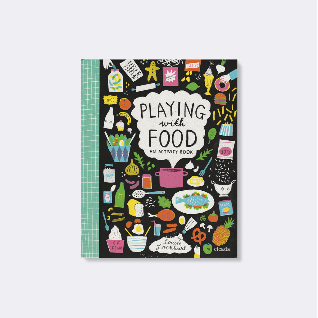 Playing with Food - Book - Louise Lockhart | ModernMinor