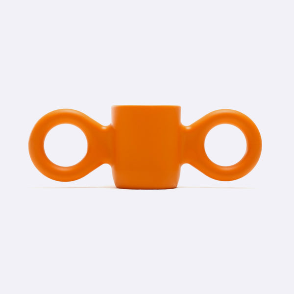 Dombo Mug - Orange - Cup - Richard Hutten | ModernMinor