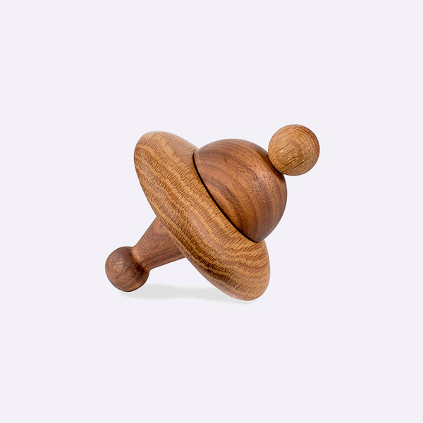 Wooden Spinning Top - Ballerina - Spinning Top - Spring Copenhagen | ModernMinor