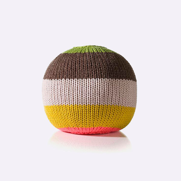 Knitted Ball Cushion – Small - ModernMinor