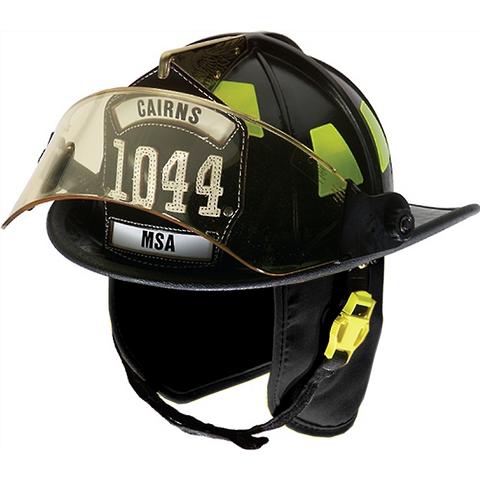 Fire Force - Cairns 1044 Traditional Fire Helmet With Tuffshield