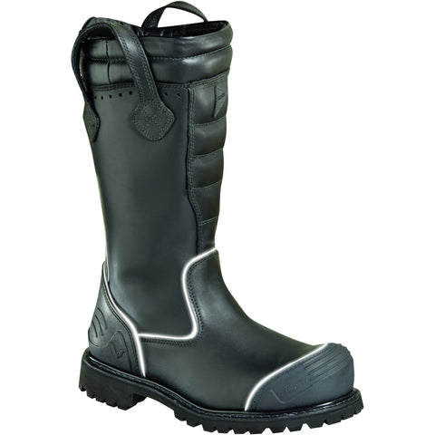 "Fire Force - Thorogood 804-6369 - 14"" Power HV Structural Bunker Boot"