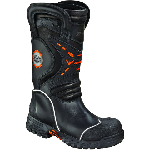 Fire Force - Thorogood 804-6389 Men's 14-in Knockdown Elite Structural Bunker Boot