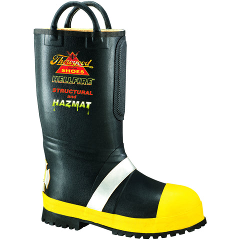Fire Force - Thorogood 807-6000 - Insulated Lug Rubber Structural Boot