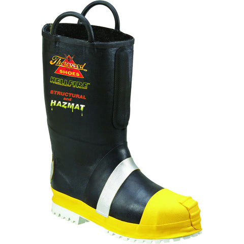 Fire Force - Thorogood 807-6003 | Rubber Insulated Felt Lined Fire Boot