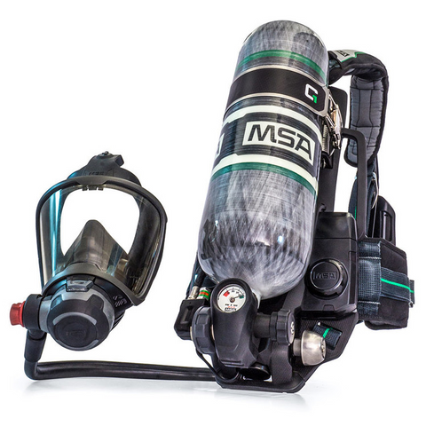 Fire Force - MSA G1 SCBA