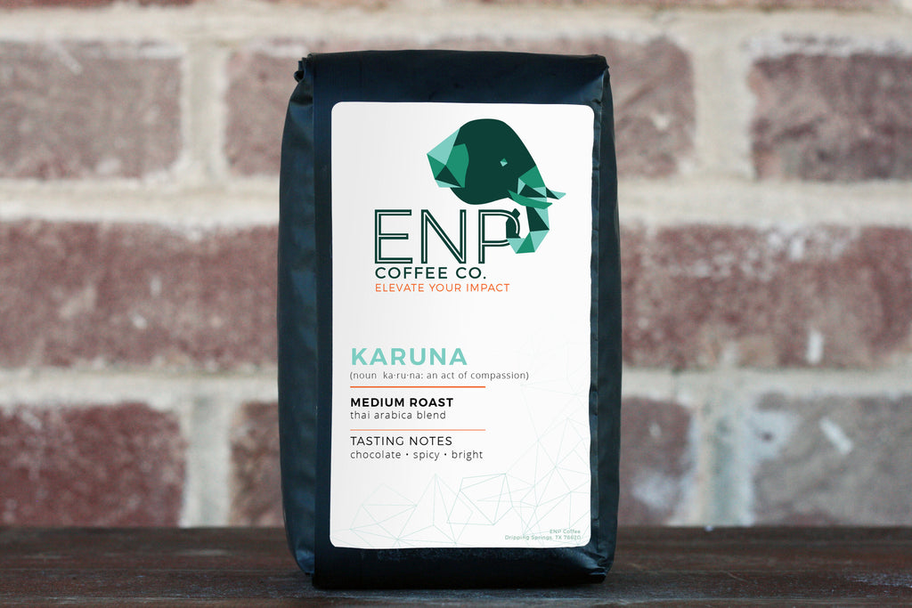 Behind The Blends - Karuna