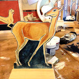 Making of Doe a Deer
