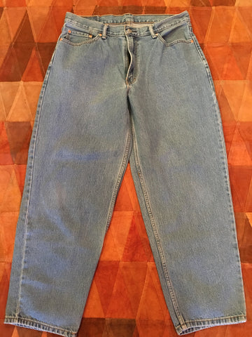 560 Levi's Slouch Jeans