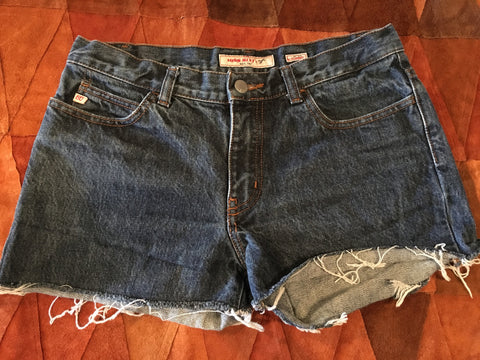 Miss Sixty Cutoffs
