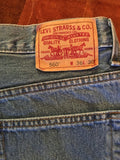 Levi Strauss Slouch 560 Jeans