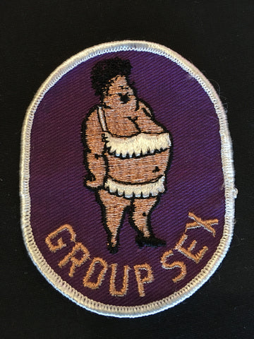 Group Sex Sew On Patch