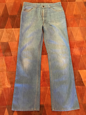 Vintage Levi Strauss and Co Organe Tab