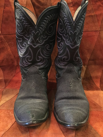 Sting Ray Tipped Olathe Cowboy Boots