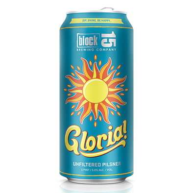 Can 4-Pack - Block 15 - Gloria