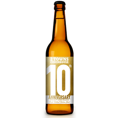 Bottle - 10th Anniversary