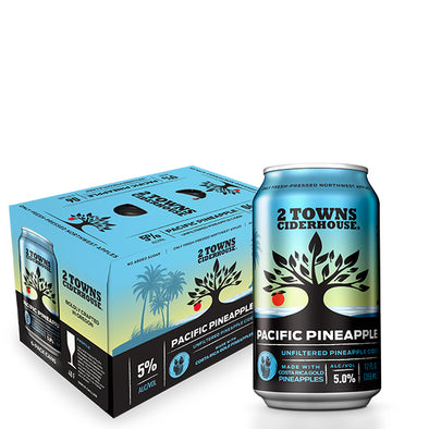 Can 6-Pack - Pacific Pineapple