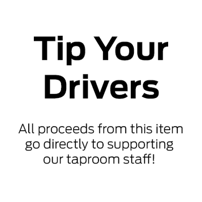Tip Your Driver!