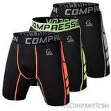 Professional Mens Compression Shorts