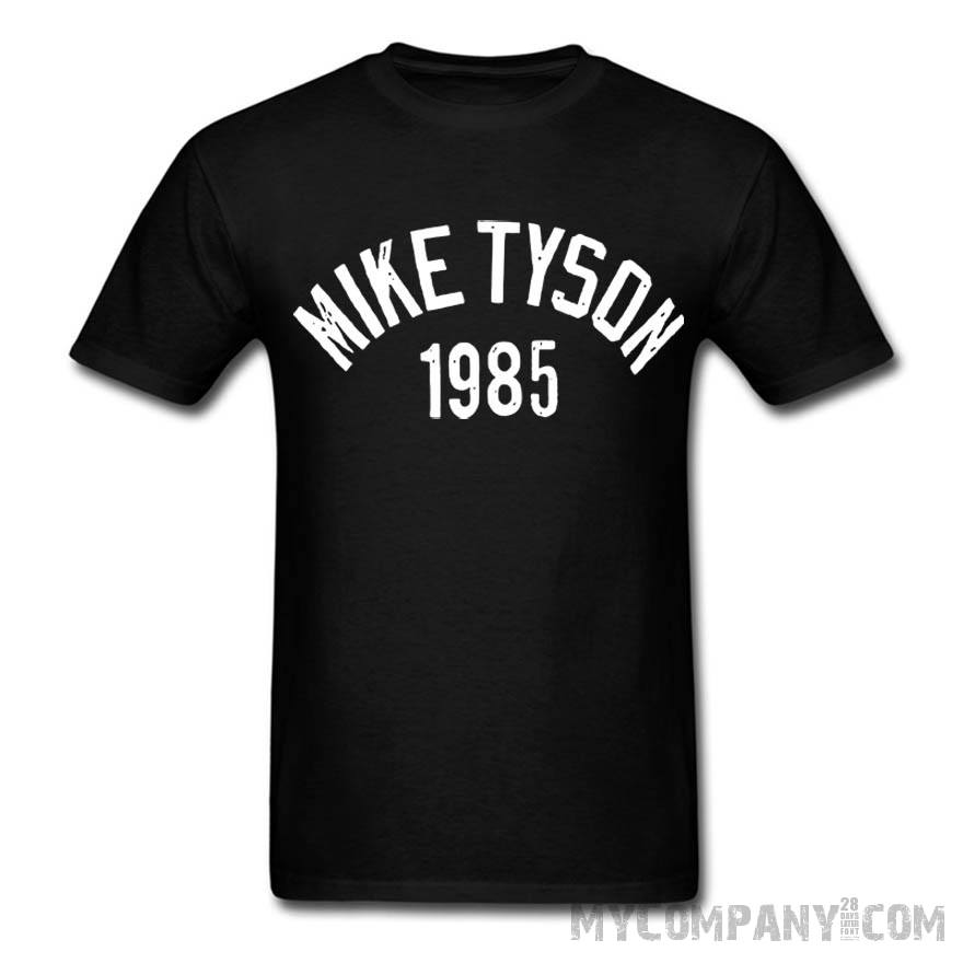 Men's T-Shirt Sports Super Stars Ali & Tyson