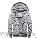 Men's Hoodie Fleece Jacket