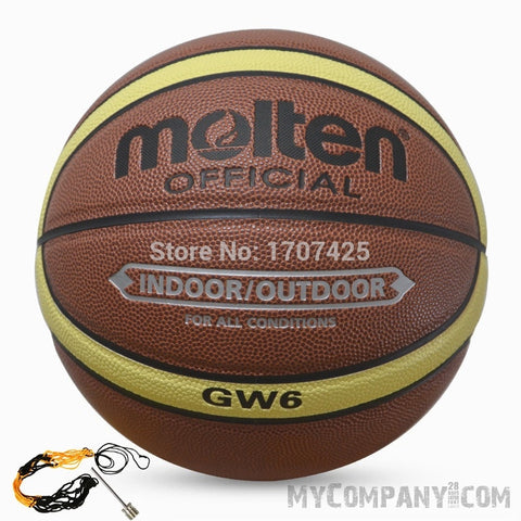 Outdoor / Indoor Basketball including  Needle & Bag
