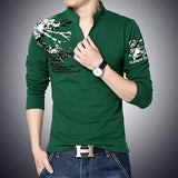 Men's V-Neck Sweatshirt