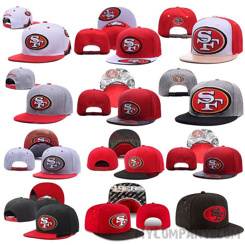 San Francisco 49ers  Baseball Cap