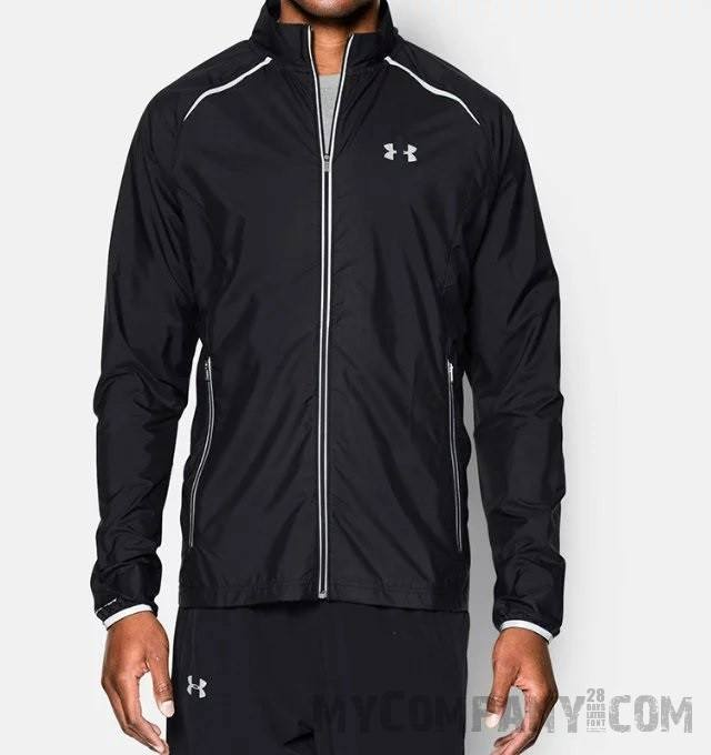 Men's Windproof Golf Jacket