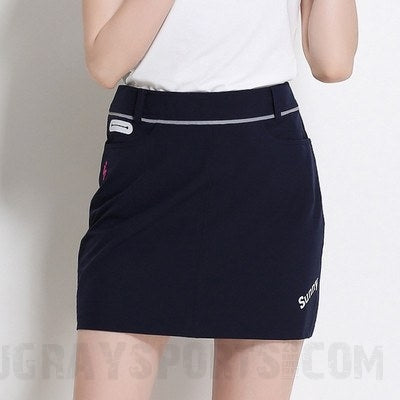 Women's summer golf skirt