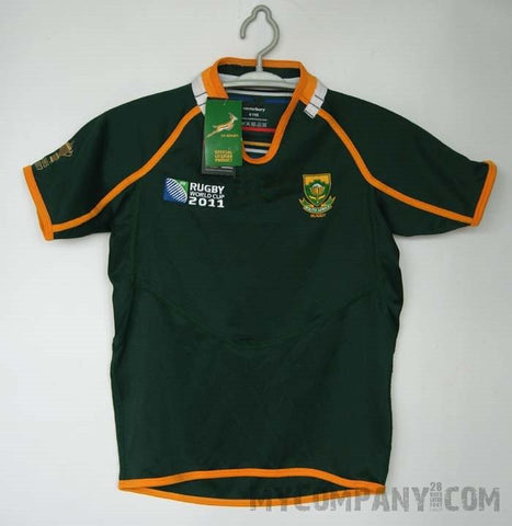 South Africa Rugby Shirt