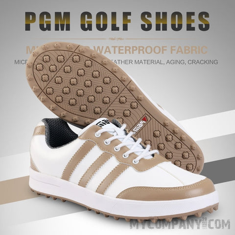 Men's Golf Shoes No Spikes