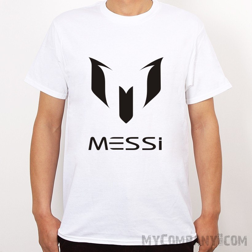 Men's T-Shirt Footballer Lionel Messi