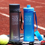 Water Bottle With Portable Tea Infuser