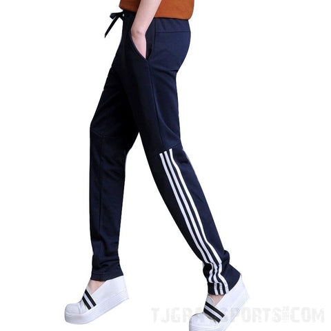 Women's Slim Fit sports & casual tracksuit bottoms