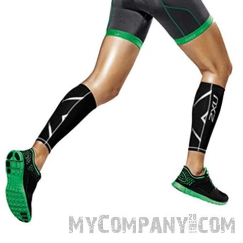 Compression Training Calf Guards ( Unisex ) - tjgraysports