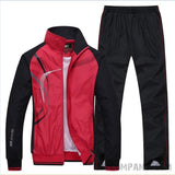 Men's Tracksuit Jacket + Bottoms