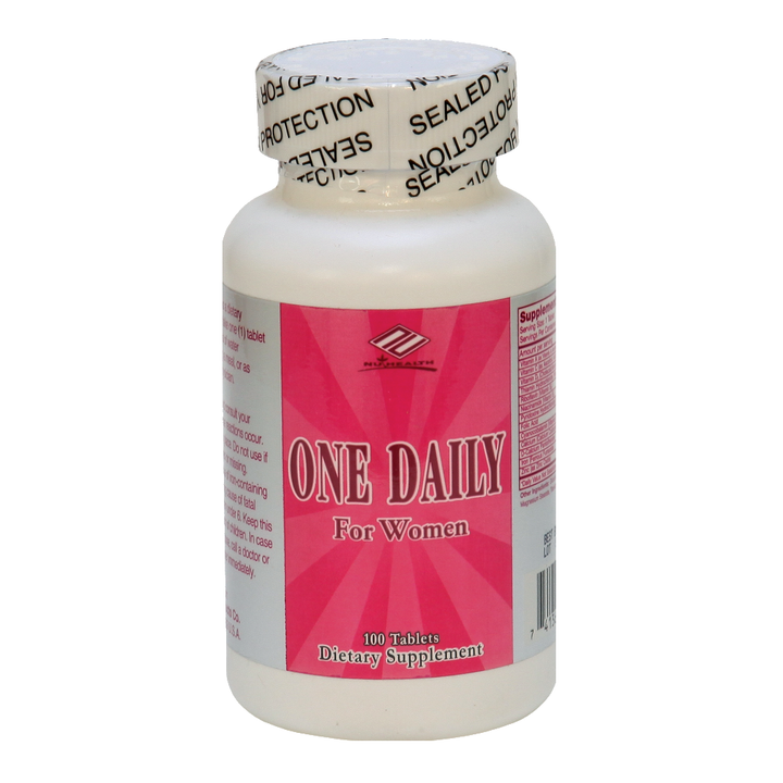 One Daily for Women  (100 Tablets)