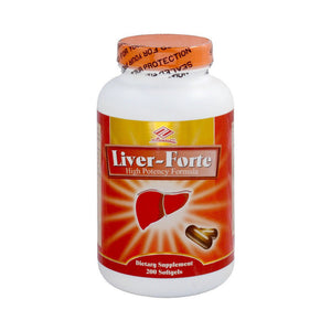 Liver Forte (200 Softgels)