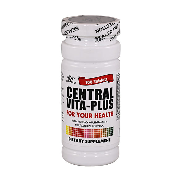 Central Vita Plus Multivitamin (100 Tablets)