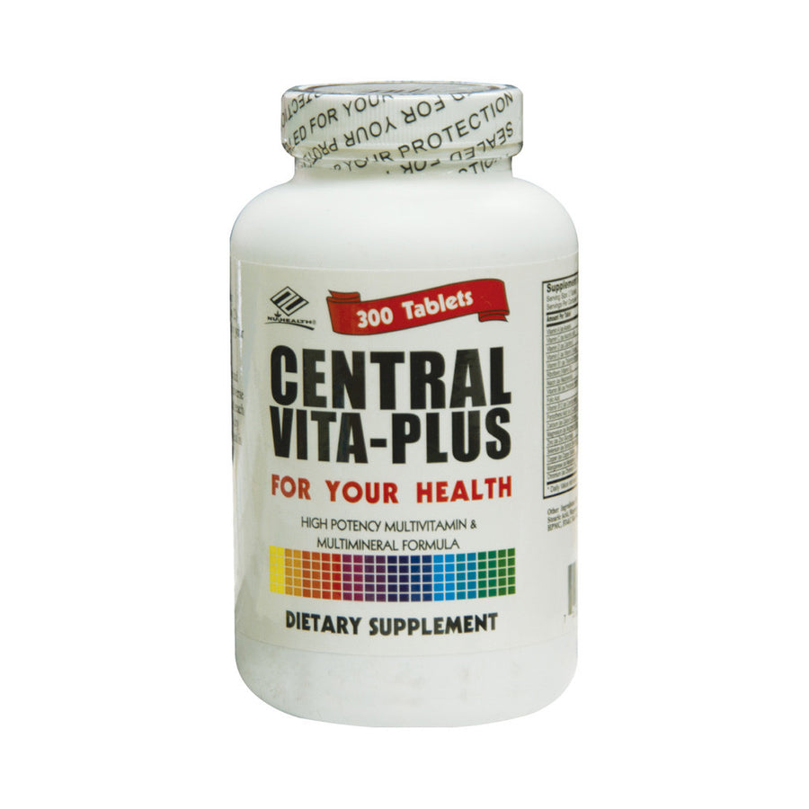 Central Vita Plus Multivitamin (300 Tablets)