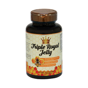 Triple Royal Jelly (200 Softgels)