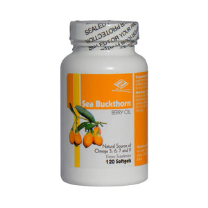 Sea Buckthorn Berry Oil (120 Softgels)