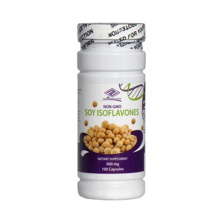 Soy Isoflavones (100 Capsules / 400 mg)