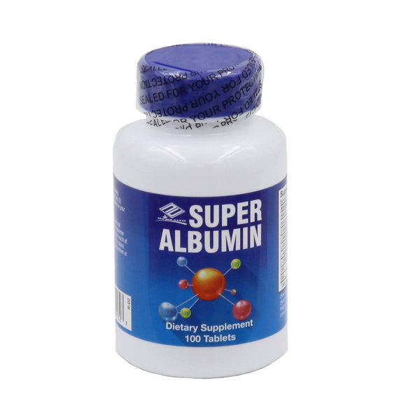 Super Albumin (100 Tablets)