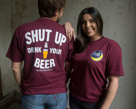 Men's Shut Up & Drink Your Beer! Shirt