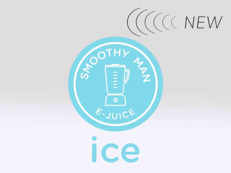 Smoothy Man Ice 100mlPremium E-Juice