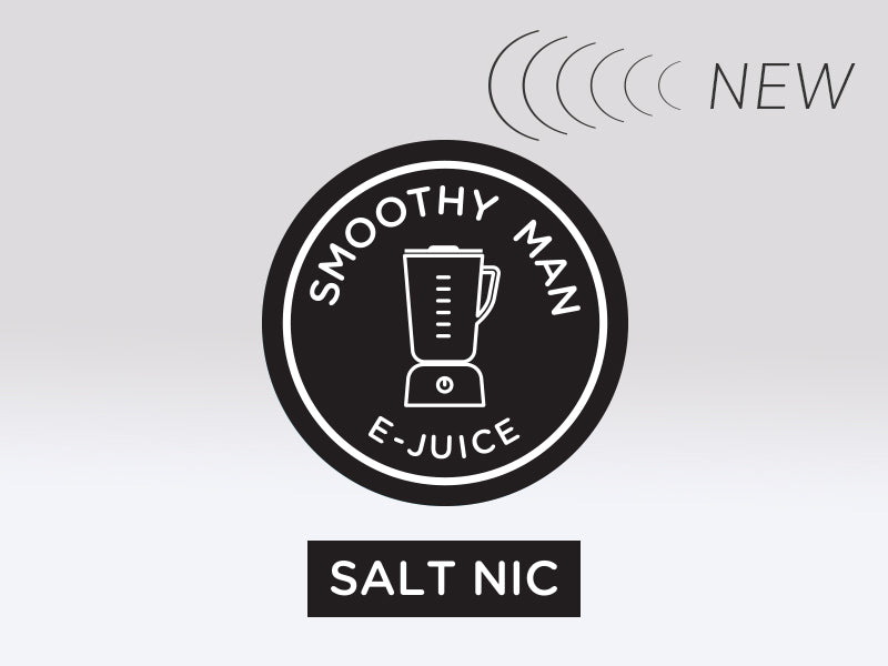 Smoothy Man Premium E-Juice Salt Nic 30ml