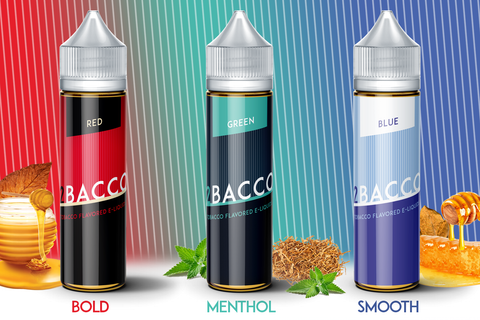 2Bacco: Starter Pack [100ml]