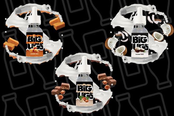 Big Jugs Sample Pack (100ML)